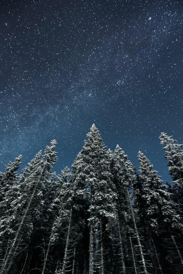 le-fond-d-ecran-neige-fond-d-ecran-montagne-soirée