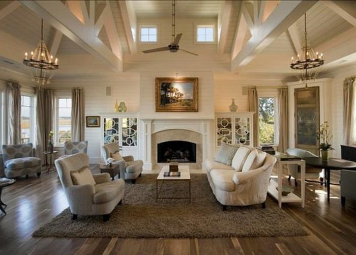 le-meilleur-salon-couleur-grège-sol-en-parquet-meubles-tapisserie-taupe-sol-en-parquet