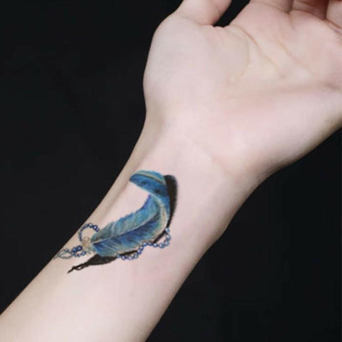 Tatouage Diamant Femme Poignet Tattoo Art