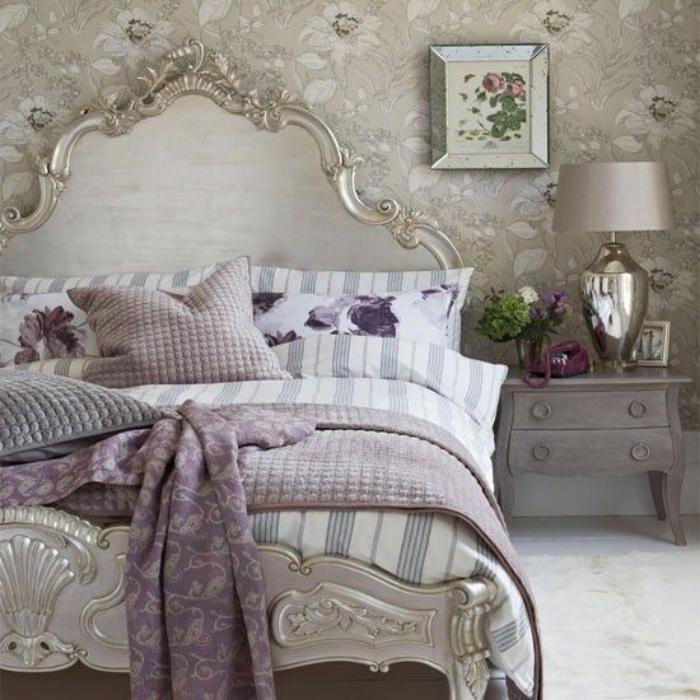 lit-baroque-chambre-à-coucher-en-style-baroque