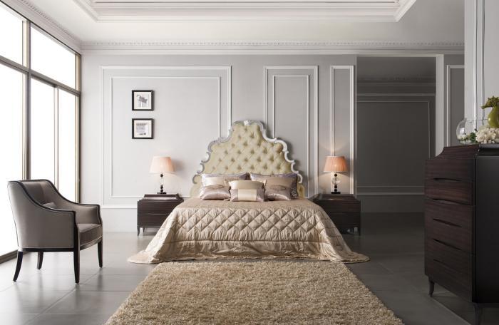 Le lit baroque en 40 photos romantiques for Chambre a coucher baroque