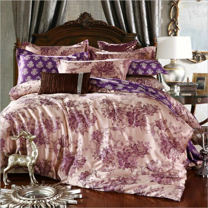 Good with chambre rose et noir baroque - Chambre baroque rose ...
