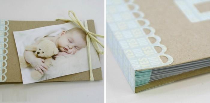 livre-de-naissance -personnalisé-album-photo-tissu-pour-bébé