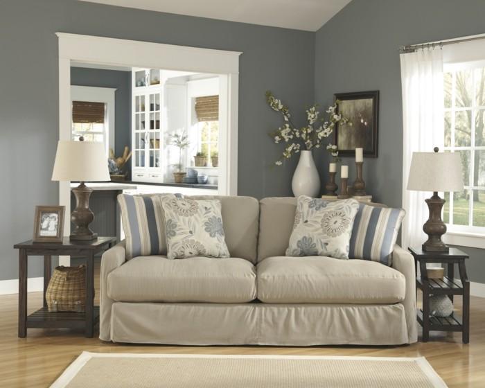 Un canap vintage pour votre salon moderne for Canape moderne tissu