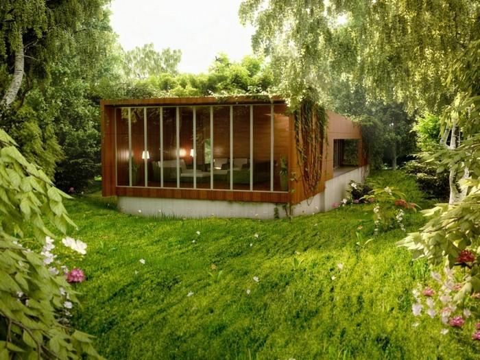 A la recherche de la plus belle maison du monde for Beautiful natural houses