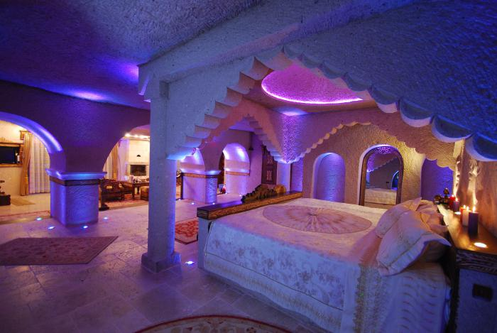 maison-troglodyte-Hôtel-Troglodyte-Turquie