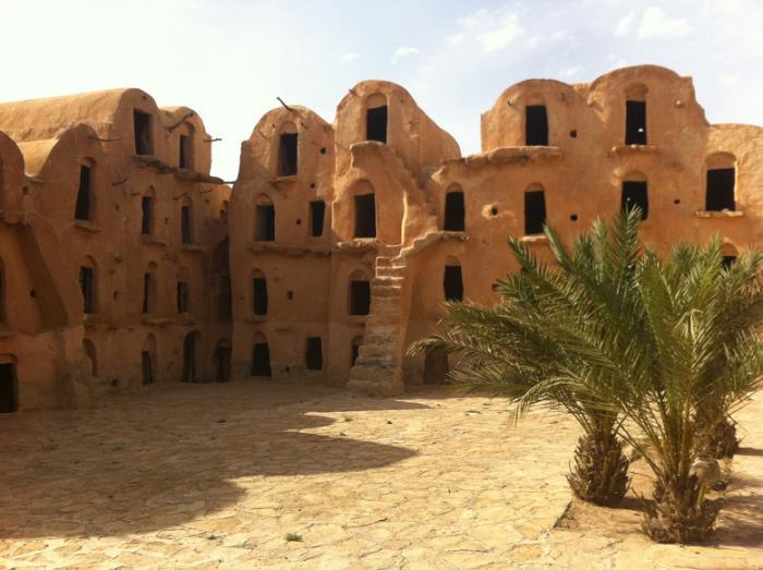 maison-troglodyte-habitations-troglodytiques-Tunisise