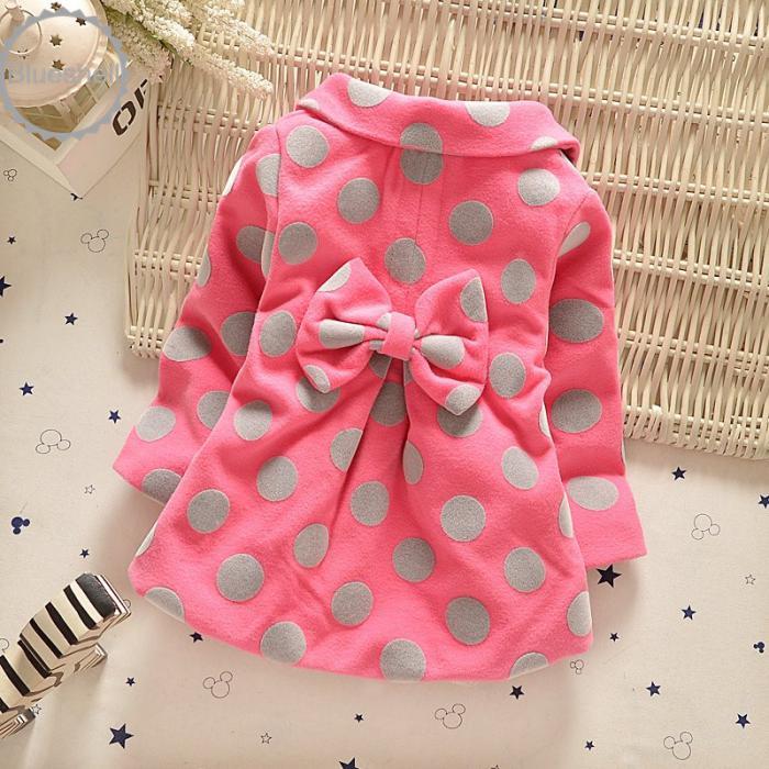 manteau-bébé-fille-manteau-rose-moelleux-pour-petite-fille