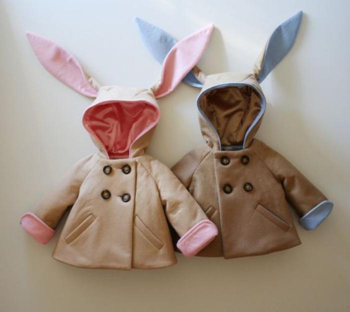 manteau-bébé-fille-manteaux-petite-fille-originaux