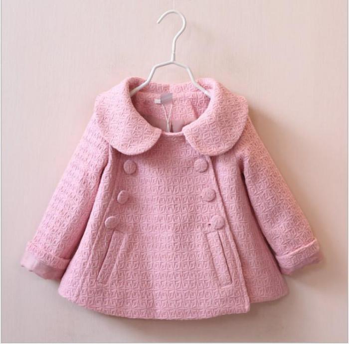 manteau-bébé-fille-quel-vetement-bébé-pour-l'hiver