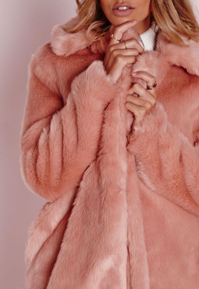 manteau-en-fausse-fourrure-manteau-femme-fausse-fourrure-rose