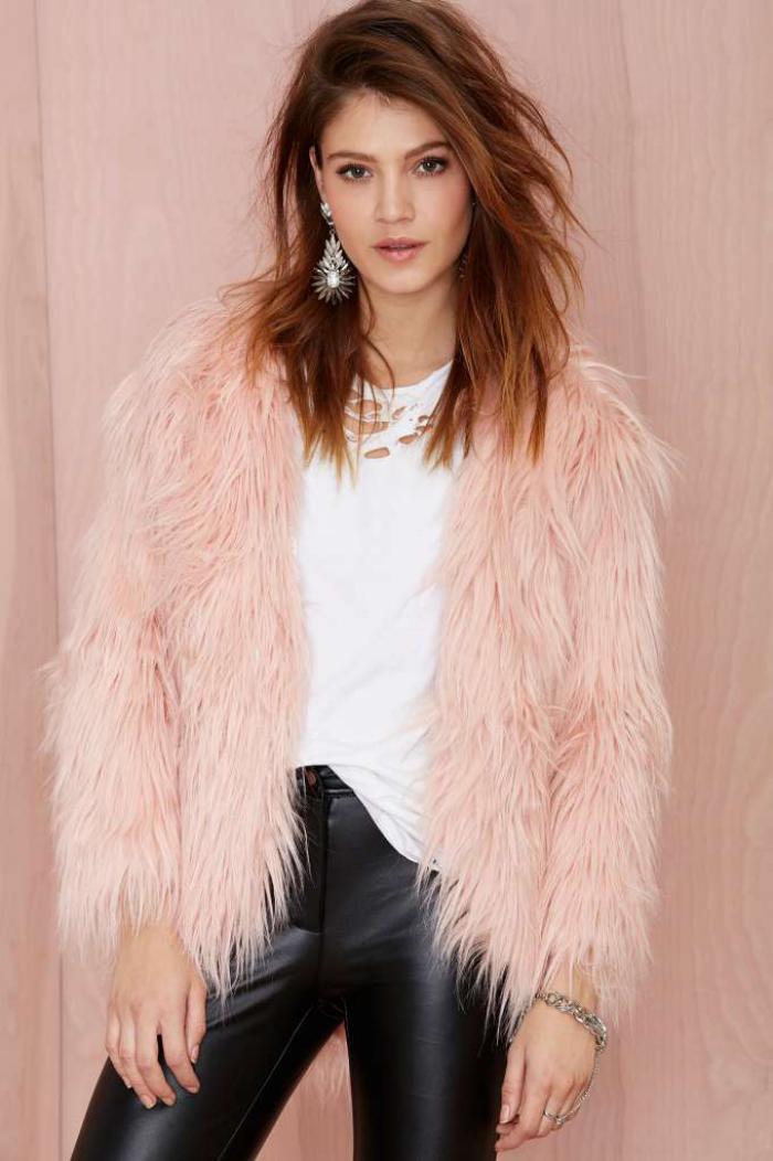 manteau-en-fausse-fourrure-manteau-rose