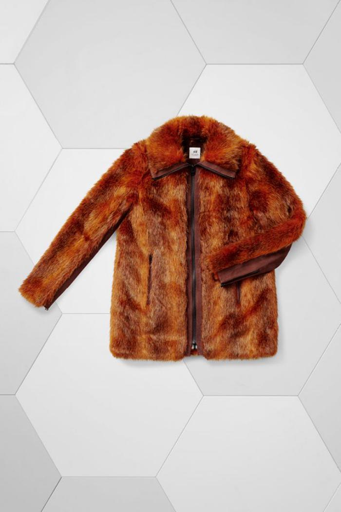 manteau-en-fausse-fourrure-orange-manteau-femme-fausse-fourrure