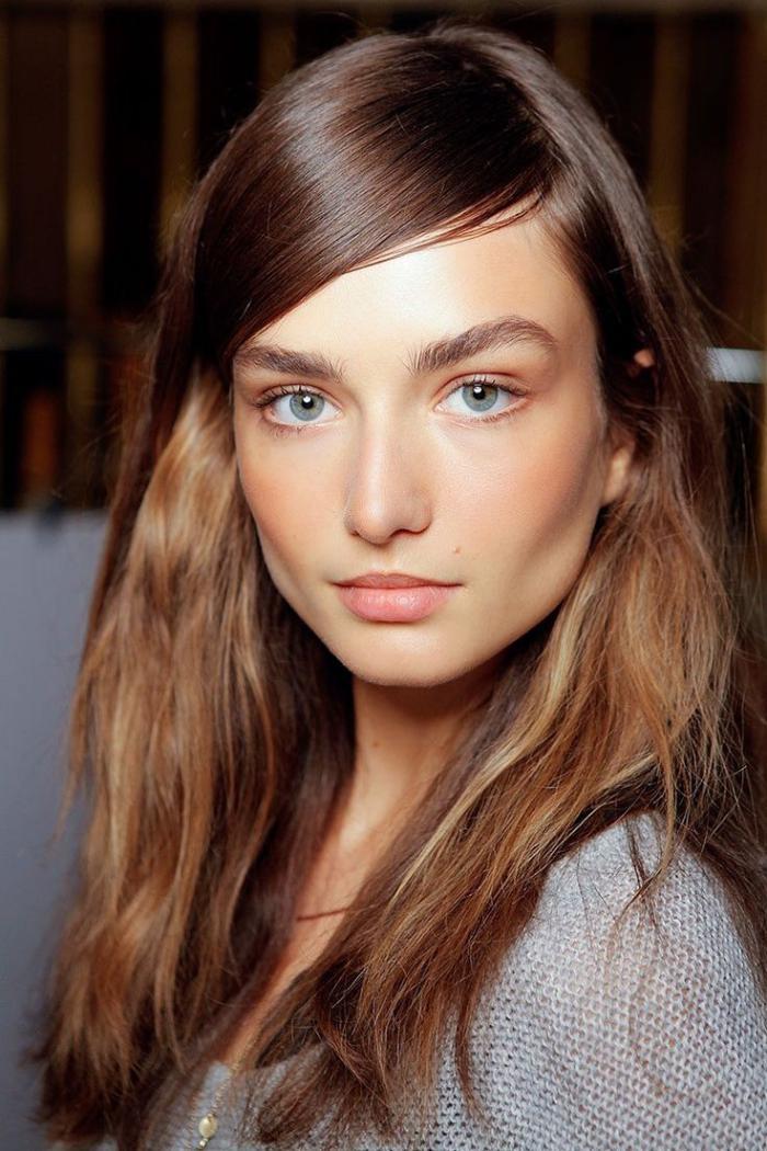 maquillage-simple-élégant-idée-maquillage-de-tous-les-jours