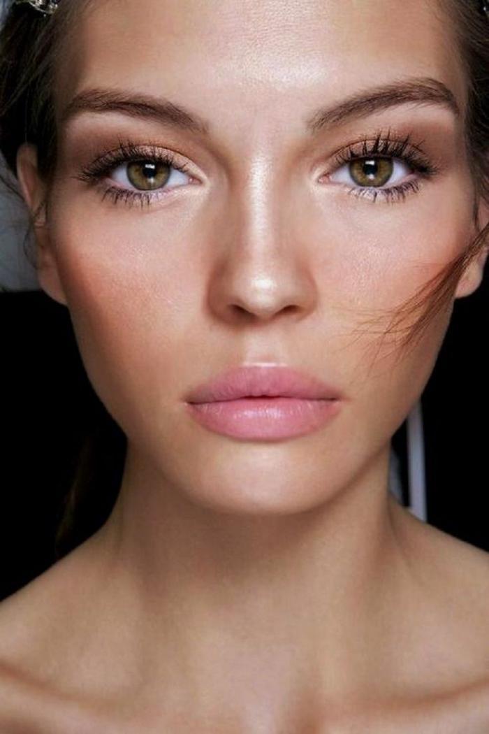 maquillage-simple-idée-maquillage-de-tous-les-jours