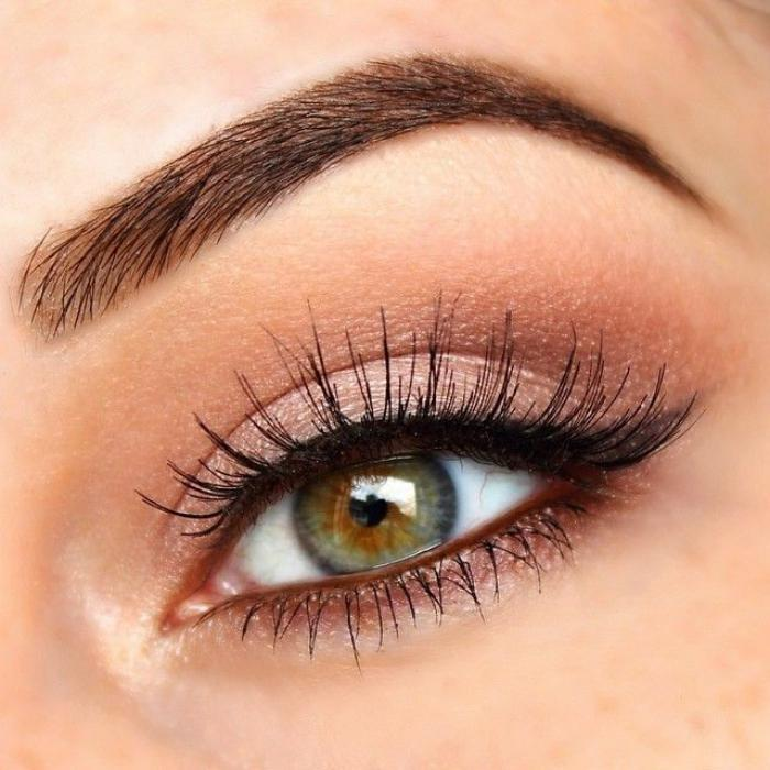Perfect Wedding Eye Makeup : Le maquillage simple en photos