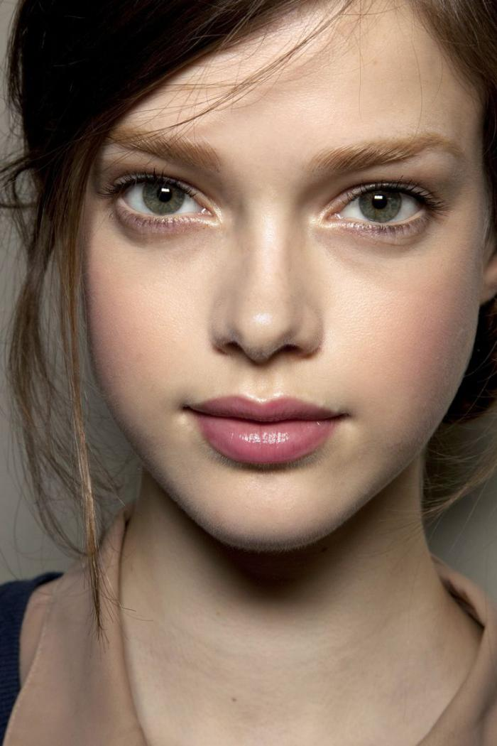 maquillage-simple-tendance-maquillage-nude