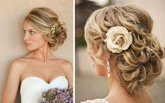 merveilleux-chignon-tressé-mariage-tendance-coiffure-2015-fleur