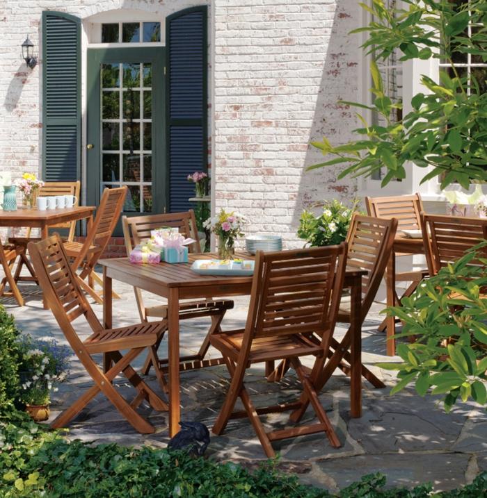 merveilleux-table-pliante-cuisine-chaise-noir-chaise-pliante-enfant-maison-rustique-chique