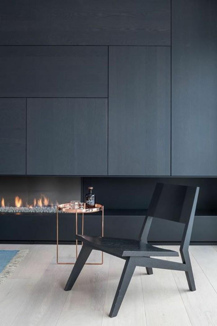 le gris anthracite en 45 photos d 39 int rieur. Black Bedroom Furniture Sets. Home Design Ideas