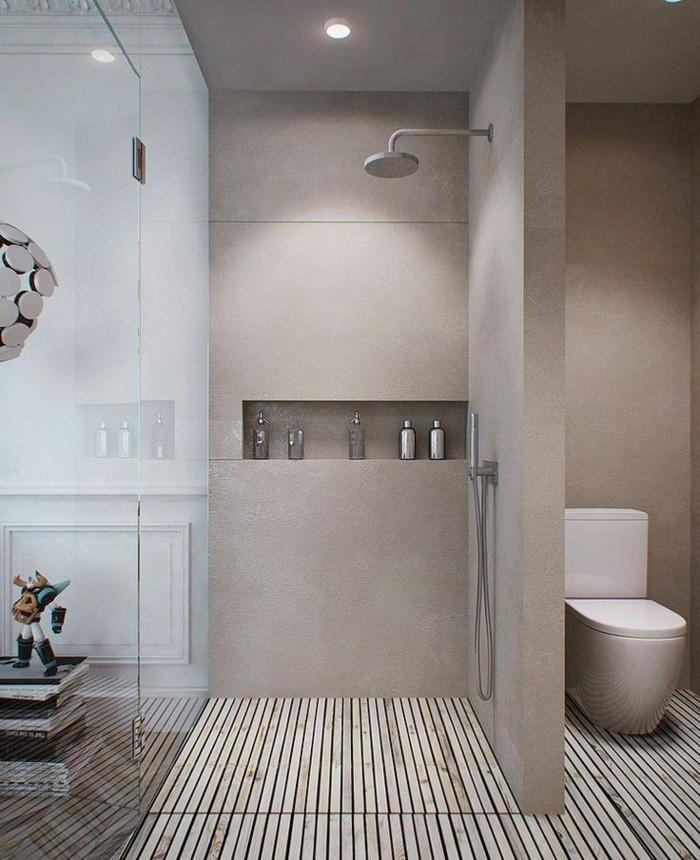 Mille id es d am nagement salle de bain en photos for Modele de salle de bain pas cher