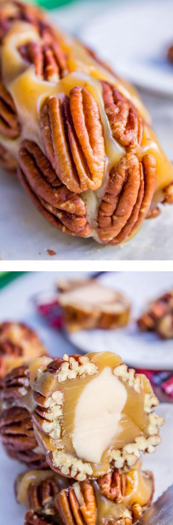 nougat-tendre-roulé-de-nougat-au-caramel-et-noix