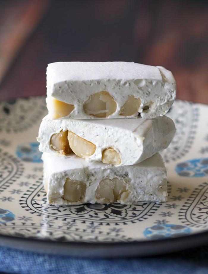 nougat-tendre-blanc-dessert-méditérranéén