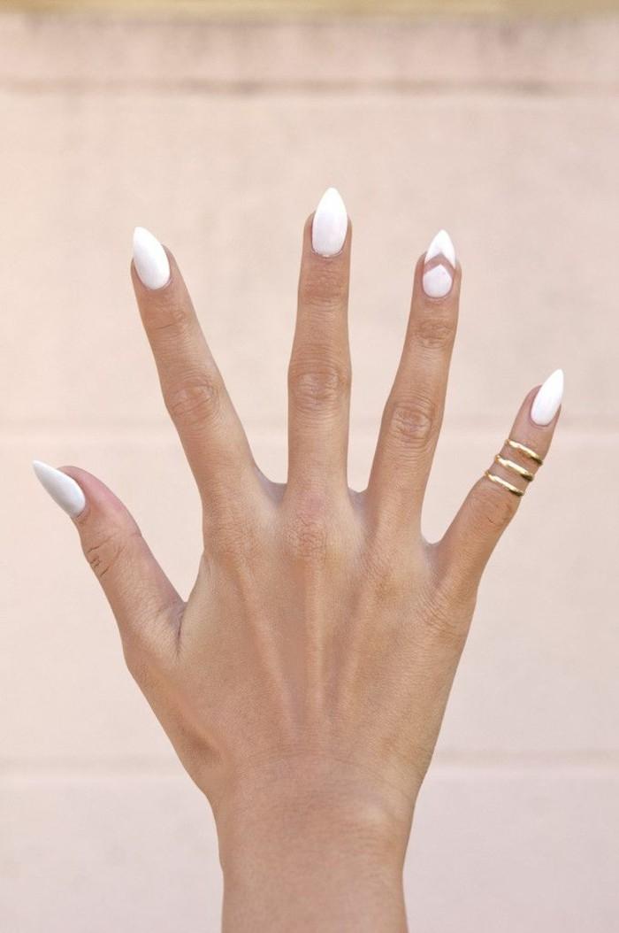 ongles-décorés-deco-ongle-gel-ongles-blancs-deco-ongle-pas-cher-facile