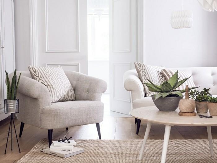 le fauteuil scandinave confort utilite et style a la une - Salle A Manger Cocktail Scandinave