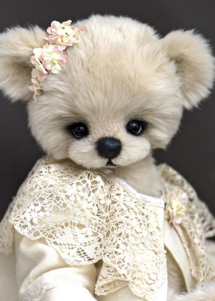 Maison Du Monde Chambre Bebe Fille : ourson en peluche – le jouet les plus aimé de tous les temps