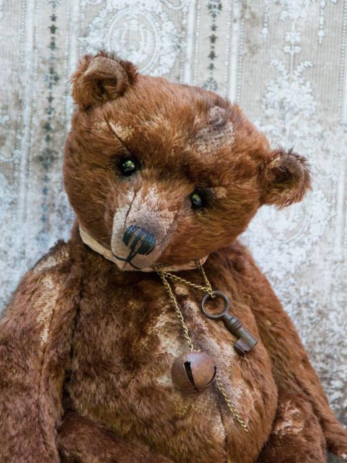 ourson-en-peluche-sympa-jouet-enfants-teddy-bear