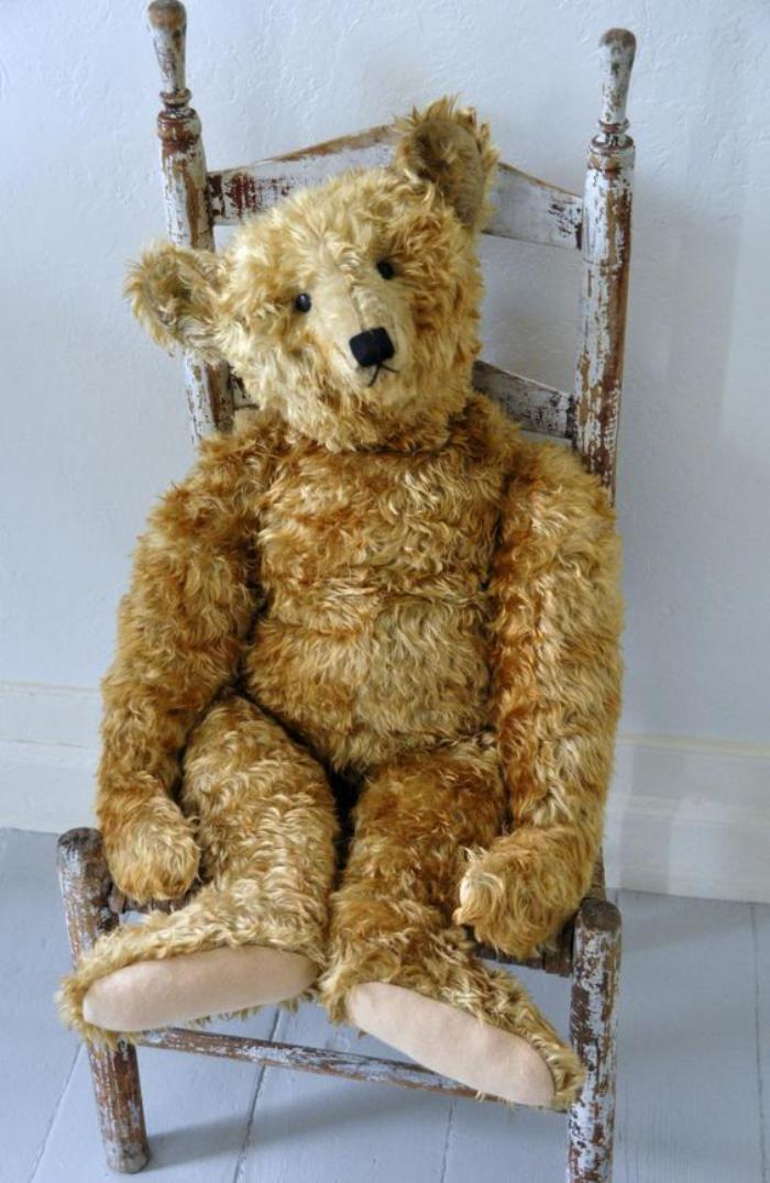 ourson-en-peluche-teddy-beau-poil-long