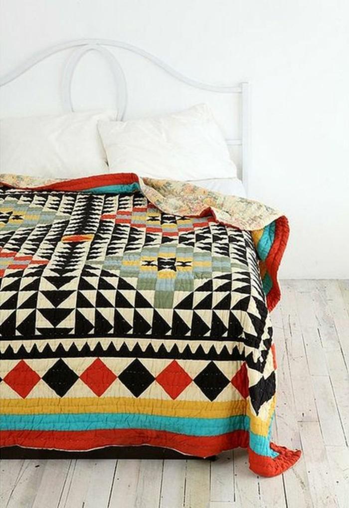 La parure de lit romantique en milles photos for Parure de lit moderne