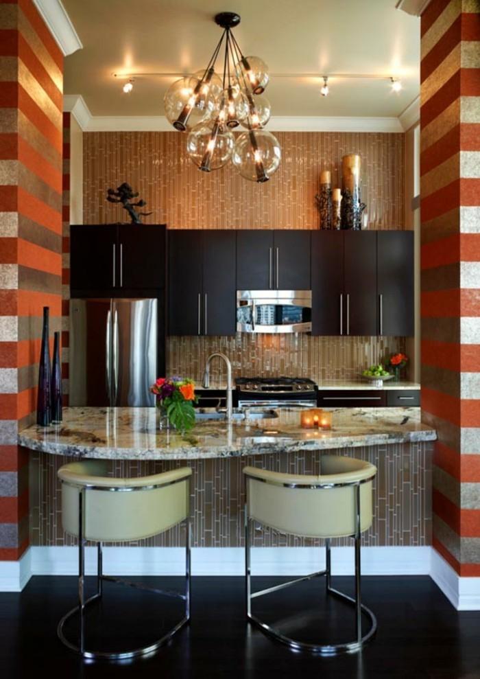 petits-espaces-aménager-une-petite-cuisine-astuces-plan-cuisine-ouverte-contemporaine