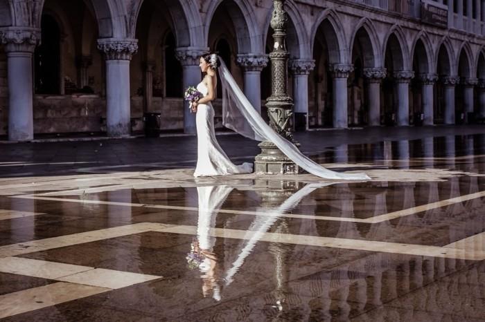 photo-originale-mariage-idées-déco-mariage-venise