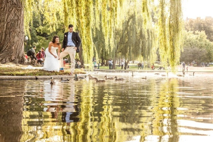 photographie-mariage-nature-beauté-photo-dans-un-parc