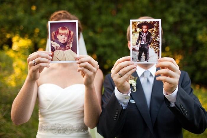 photos-de-mariage-originales-thème-mariage-original-unique-photo-enfants