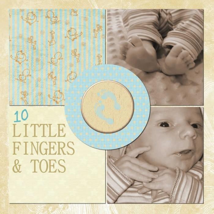 pieds-bebe-cadre-photo-naissance-album-photo-bebe-fille-album-photo-bébé-garçon