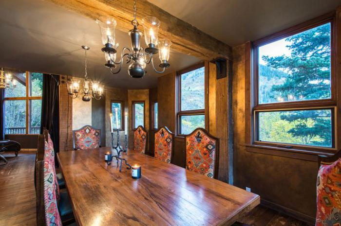 La poutre en bois comment l 39 incorporer dans l 39 int rieur - Comment eliminer la poussiere dans une maison ...
