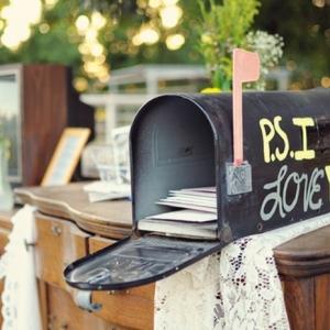 La boite aux lettres design - 40 idées à ne pas manquer!