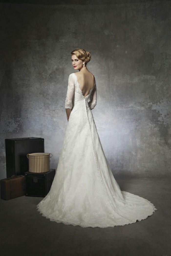 robe-princesse-dentelle-robe-de-mariée-sexy-robe-marie-robe-de-mariée-pas-chere