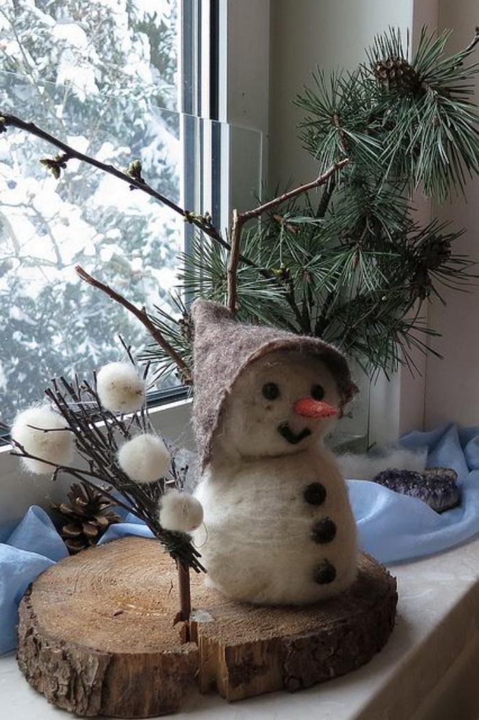 rondin-de-bois-déco-de-Noel-magnifique-avec-rondin-bois-naturel