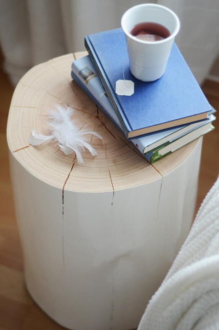 rondin-de-bois-meubles-en-tronc-d'arbres