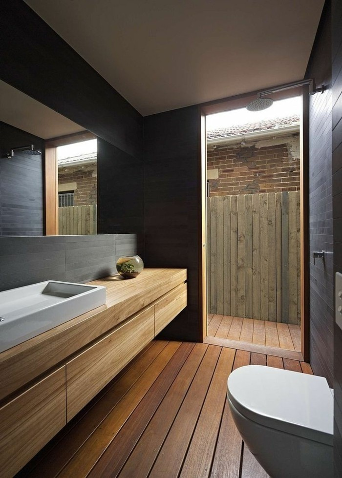 mille id es d am nagement salle de bain en photos. Black Bedroom Furniture Sets. Home Design Ideas