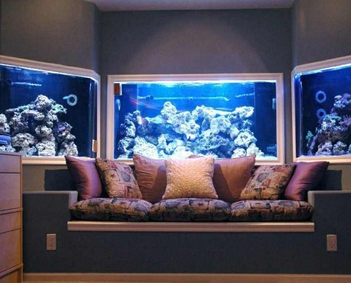 aquarium mural en 41 images inspirantes!