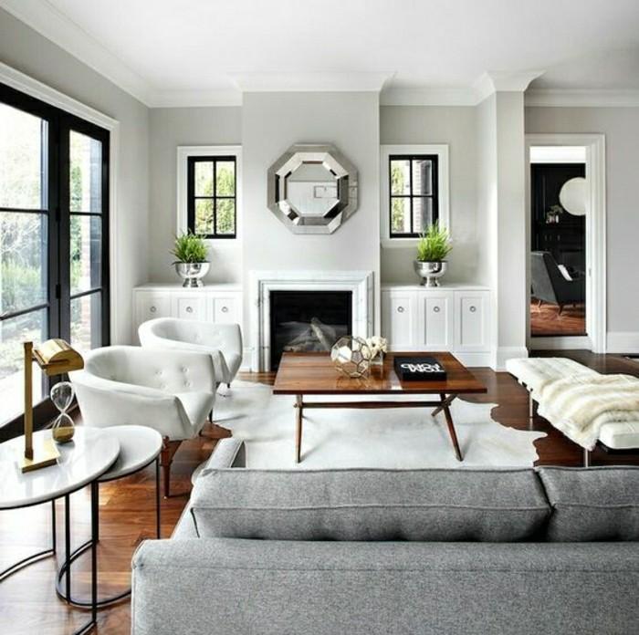 salon-blanc-gris-avec-meubles-blancs-fauteuils-blancs-association-couleur-taupe-tapisserie-taupe