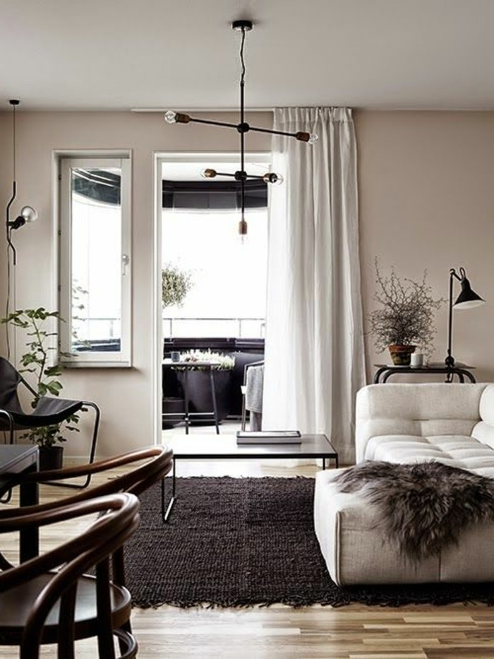 couleur mur salon taupe fabulous awesome salon mur gris fonce dijon blanc phenomenal salon mur. Black Bedroom Furniture Sets. Home Design Ideas