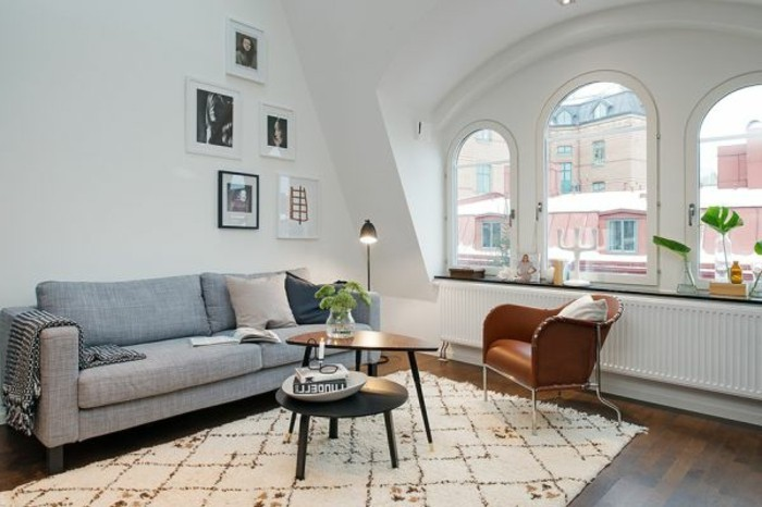 Le fauteuil scandinave confort utilit et style la une - Canape suedois vintage ...