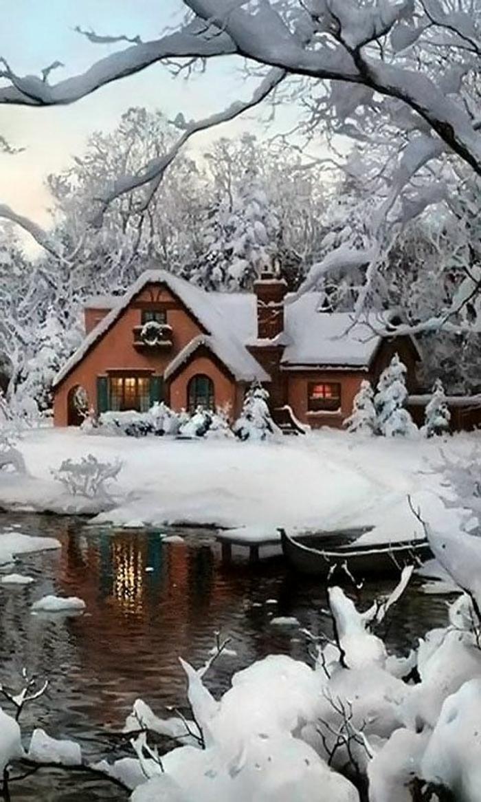 seigneurial-image-montagne-paysage-neige-images-de-paysages-cool