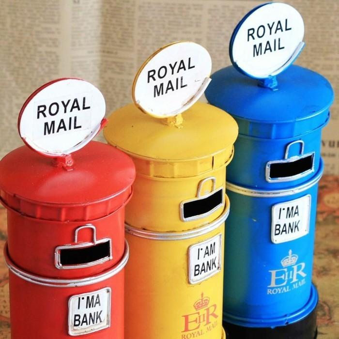 la boite aux lettres design